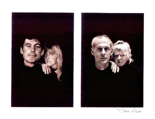 Portait of David and Cherie Hiser