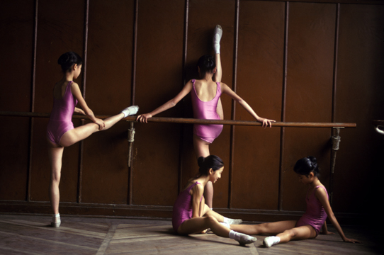 Photo of Shanghai Ballet