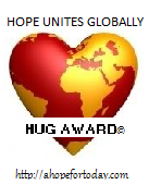 Hug Award Graphic