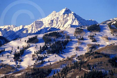 Photo of Buttermilk Mountain in Aspen, Colorado