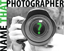 Name That Photographer Graphic