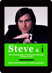 Steve and i book cover