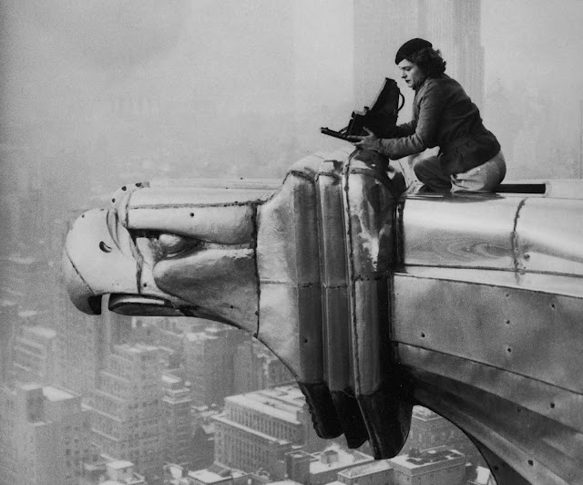 Margaret Bourke-White camera