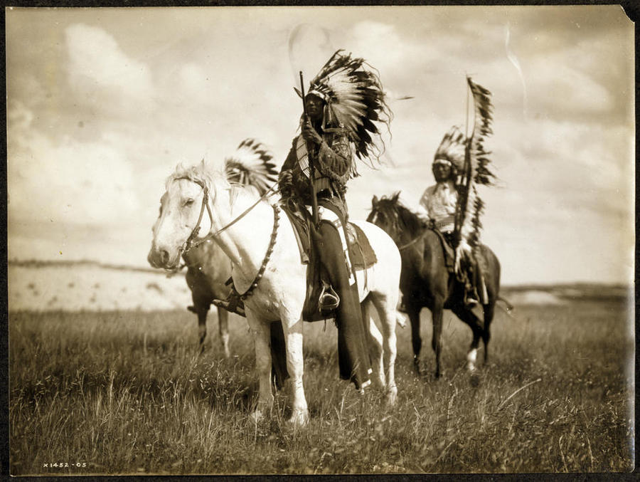 Edward Curtis Native Americans Photograph