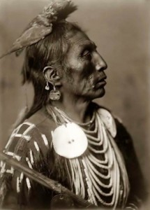 Edward Curtis Photo of Medicine Crow