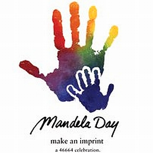Mandela Day Imprint