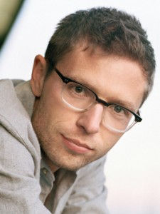 Photo of Jonah Lehrer, author of Imagine