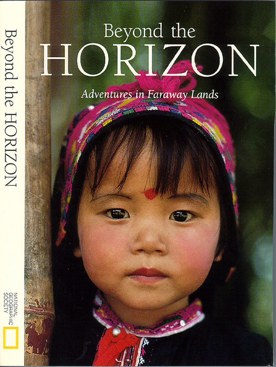 National Geographic Book Cover