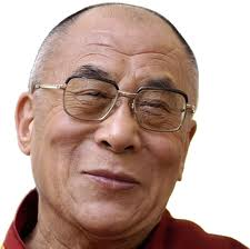 Photo of the Dalai Lama
