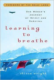 Learning to Breathe by Allison Wright
