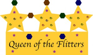 Flitter Queen Crown