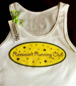 Photo of Roosevelt RunningClub tank top