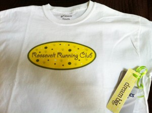 Photo of Roosevelt Running Club Shirt