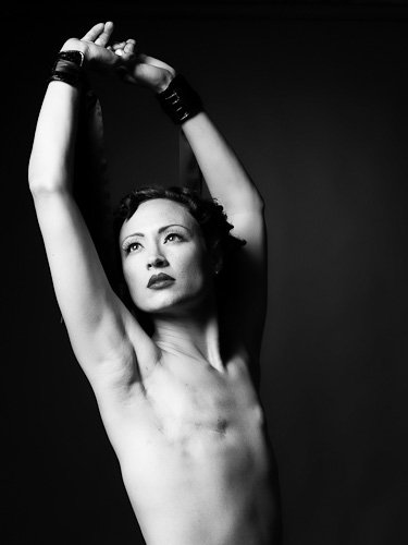 Portrait of Breast Cancer Survivor from The SCAR Project