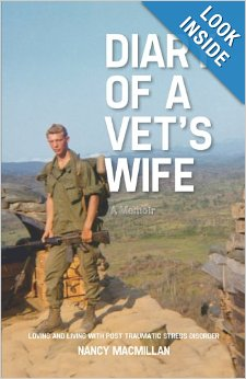 Cover Photo of Diary of a Vet's Wife by Nancy MacMillan