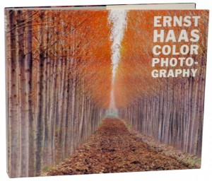 Ernst Haas Color Photography book