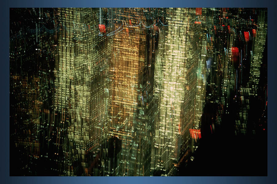 Photo of Ernst Haas City LIghts
